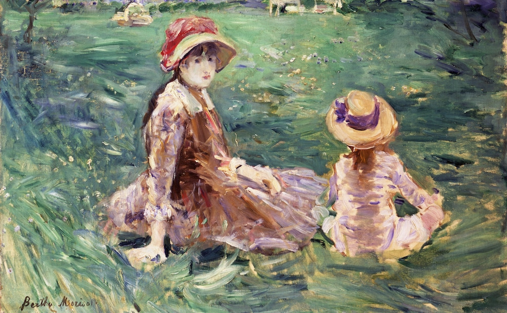 Berthe Morisot, the forgotten icon of Impressionism — My ...