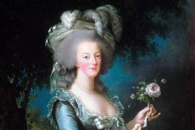Portrait of Queen Marie-Antoinette