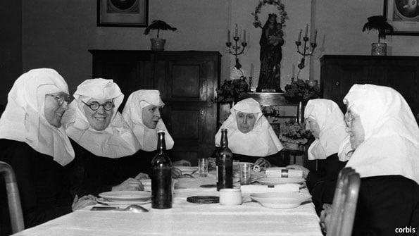 Beguines nuns
