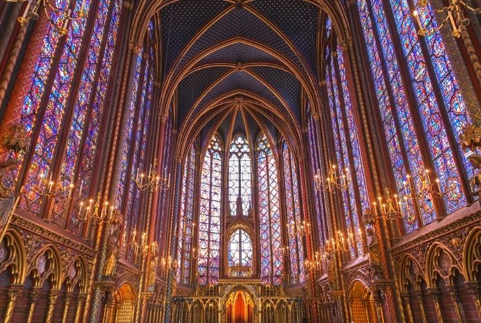sainte chapelle tour