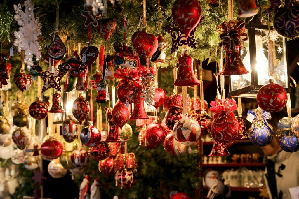 christmas market paris